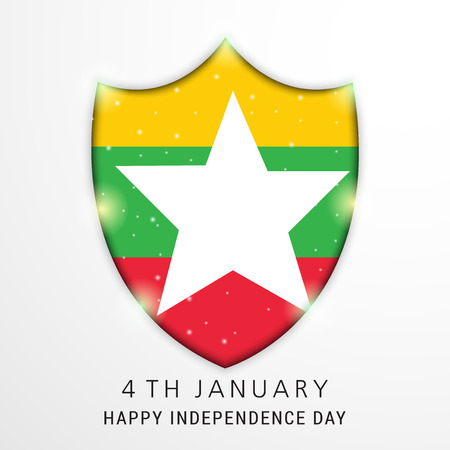 Myanmar Independence Day.