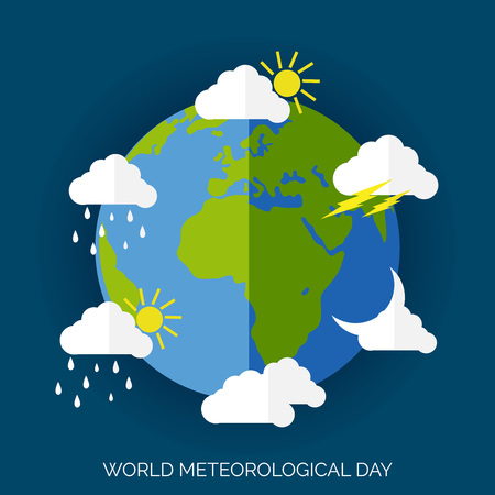 World Meterological Day.