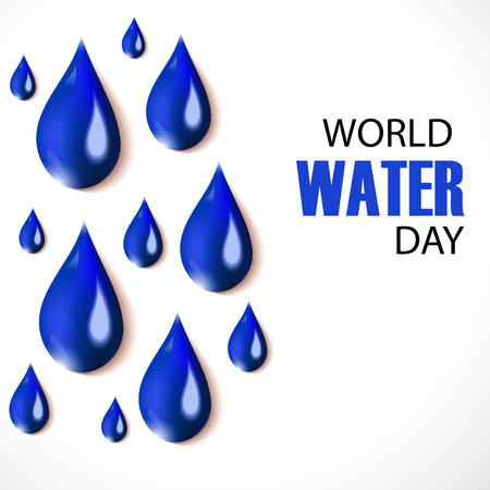 World Water Day.