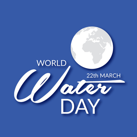 World Water Day on the 22nd March.