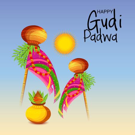 Happy Gudi Padwa.