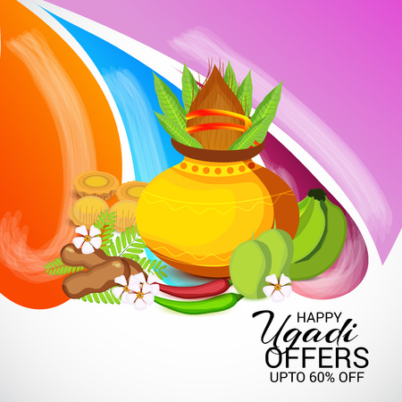 Happy Ugadi offers up to 60% off