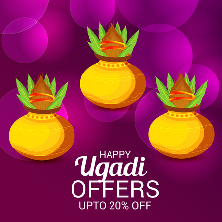 Happy Ugadi offers up to 20% off