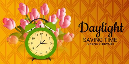 Daylight Saving Time. Banco de Imagens - 97531512