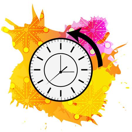 Daylight Saving Time.