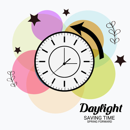 Daylight Saving Time.