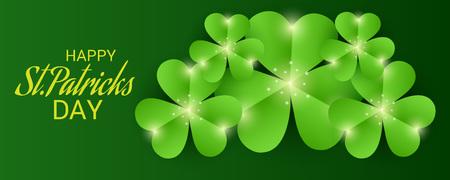 Happy St. Patricks Day. Illustration