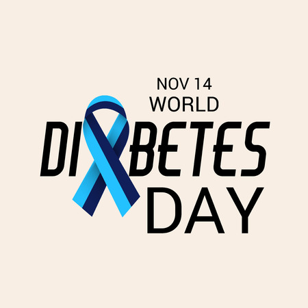 World Diabetes Day. Ilustracja