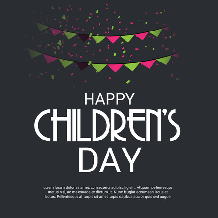 Happy Children's Day.