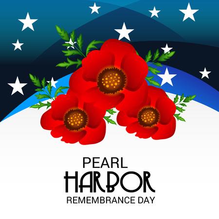 Pearl Harbor Herdenkingsdag. Stockfoto - 97505433