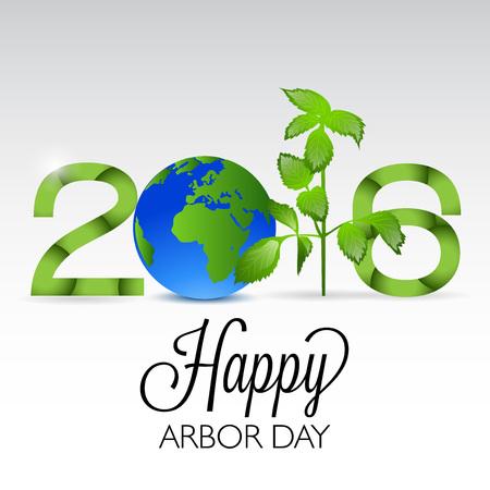 Arbor Day.