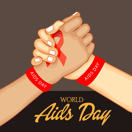 World Aids Day vector illustration design