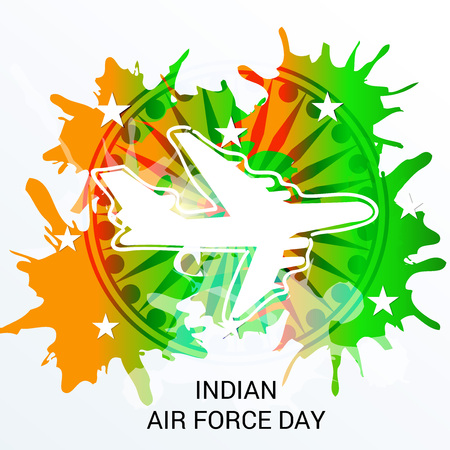 Indian Air Force Day.