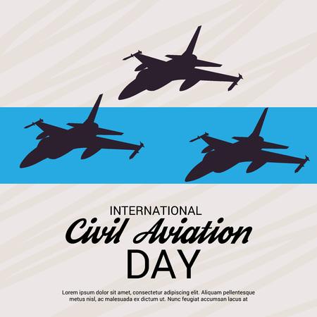 International Civil Aviation Day.
