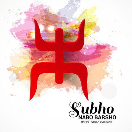 India celebration day, greetings decoration design illustration