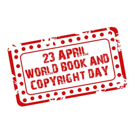 World Book Day illustration.