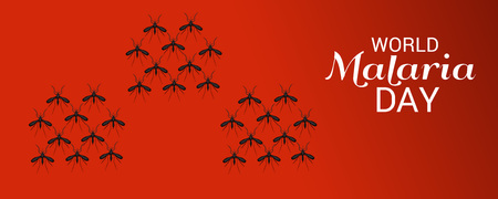 World Malaria Day prevention awareness poster