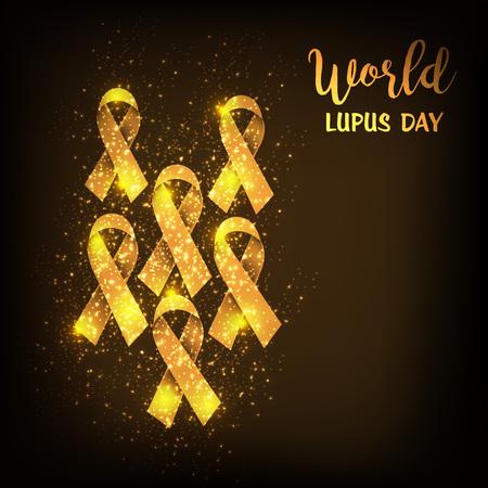 World Lupus Day. Illustration