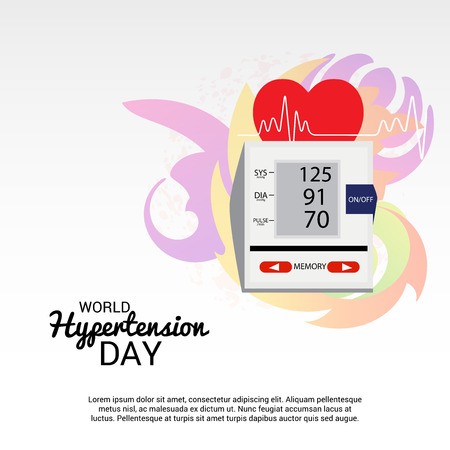 World Hypertension Day.