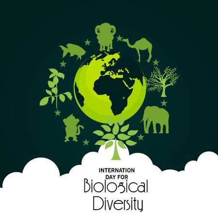 Internationale dag voor biologische diversiteit.