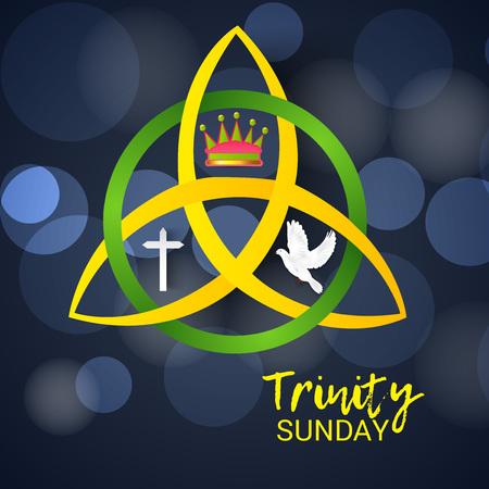 Dimanche de la Trinité.