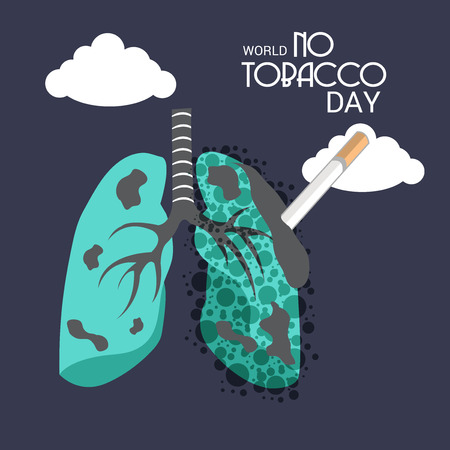 World No Tobacco Day.