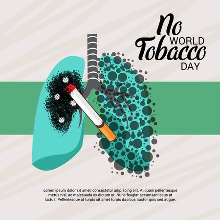 World No Tobacco Day.