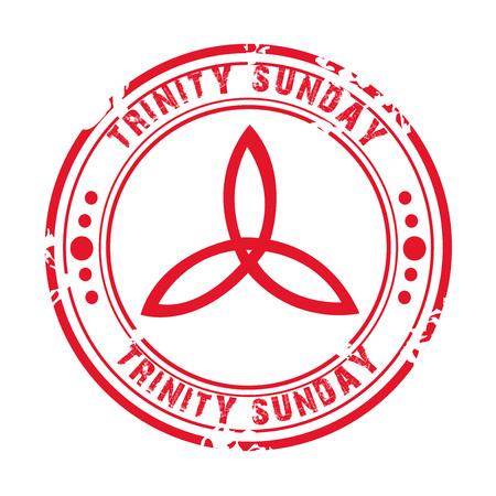 Trinity Sunday.