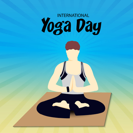 International Yoga Day.