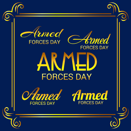 Armed Forces Day.