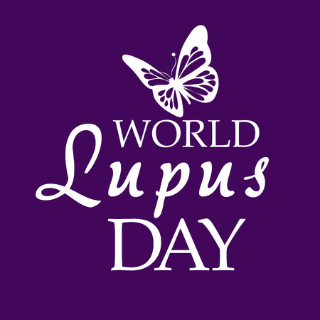 World Lupus Day. Illustration