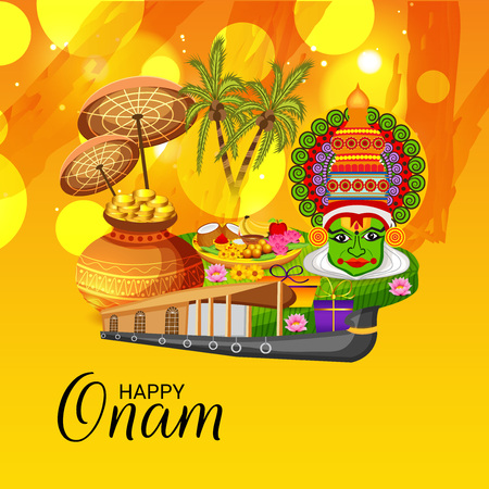 Happy Onam.