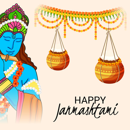 Happy Janmashtami.