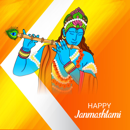 Happy Janmashtami.