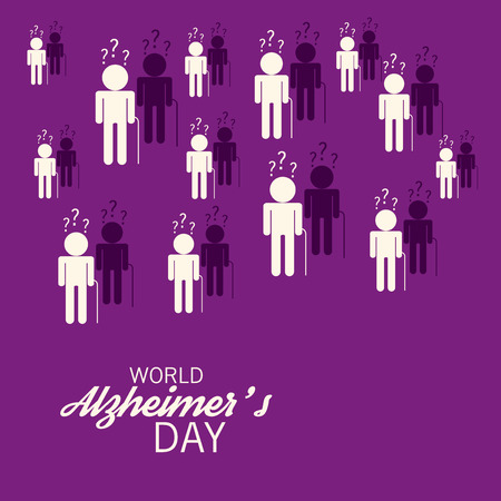 World Alzheimers Day.