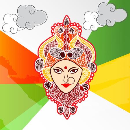 Happy Navratri Celebration.