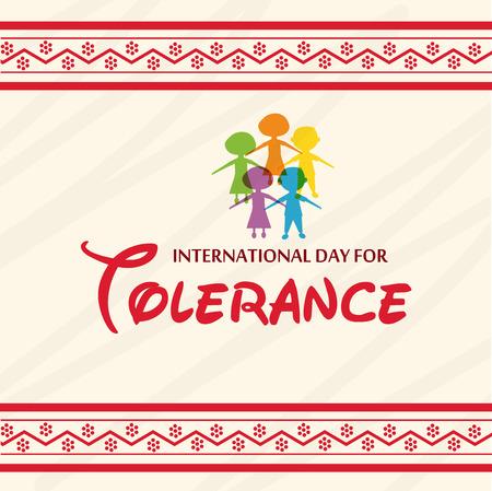 International Day for Tolerance.