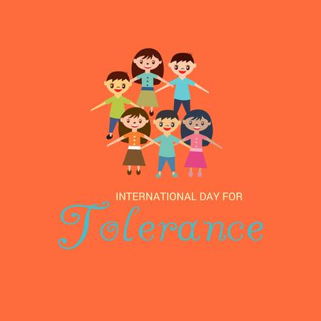 Día Internacional de la Tolerancia.