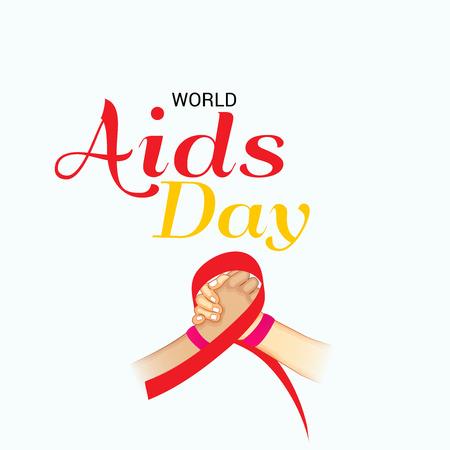 World Aids Day Awareness Concept.