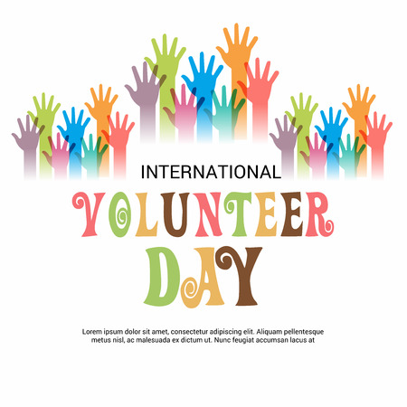 International Volunteer Day.