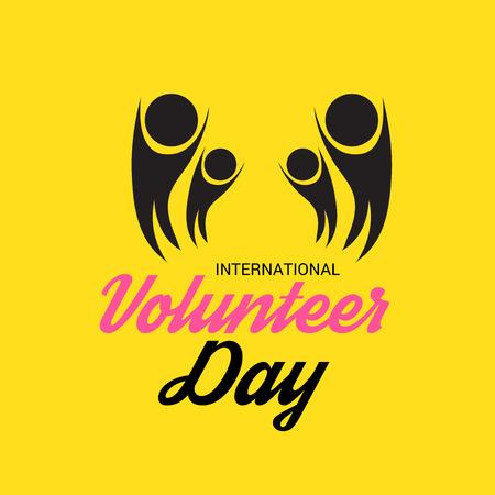 International Volunteer Day.