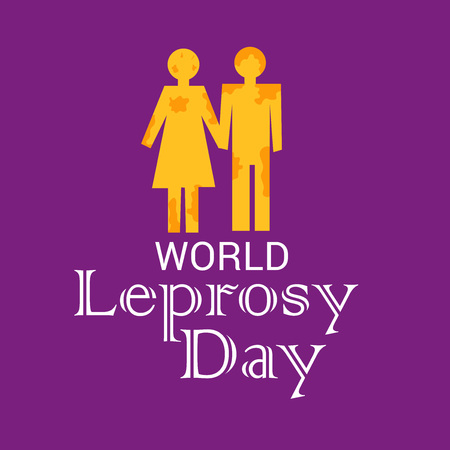 World Leprosy Day.