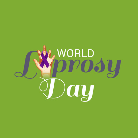 World Leprosy Day.