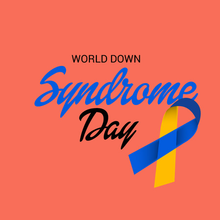 World Down Syndrome Day.