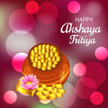 Happy Akshaya Tritiya.
