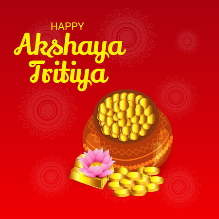 Happy Akshaya Tritiya.