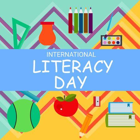 International Literacy Day.