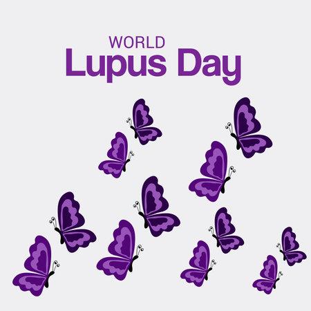 World Lupus Day design template