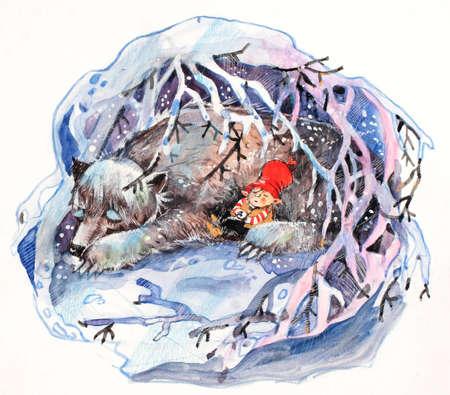 peer to peer: nisse pares de dormir en una cueva