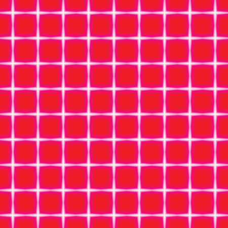diminishing perspective: light rays in the red ( design abstract )